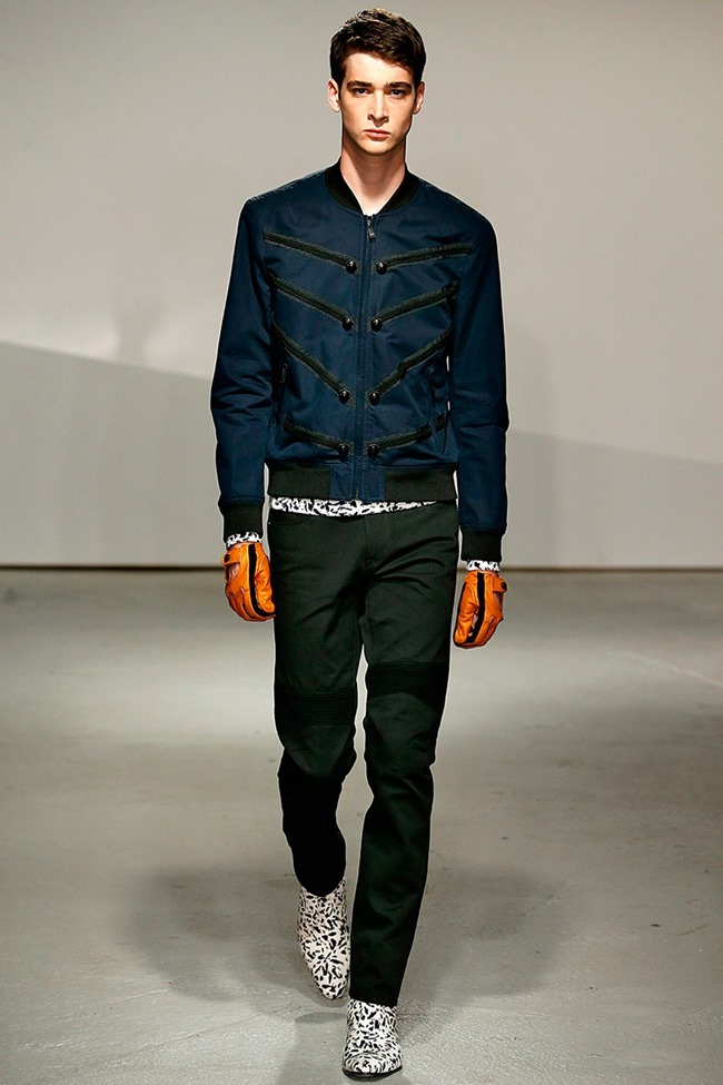LONDON COLLECTIONS MEN Kent & Curwen Spring 2015. www.imageamplified.com, Image Amplified (17)