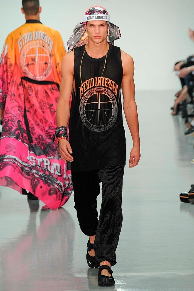 LONDON COLLECTIONS MEN Astrid Andersen Spring 2015. www.imageamplified.com, Image Amplified (21)