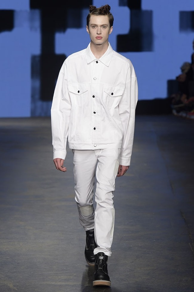 LONDON COLLECTIONS MEN Christopher Shannon Spring 2015. www.imageamplified.com, Image Amplified (18)