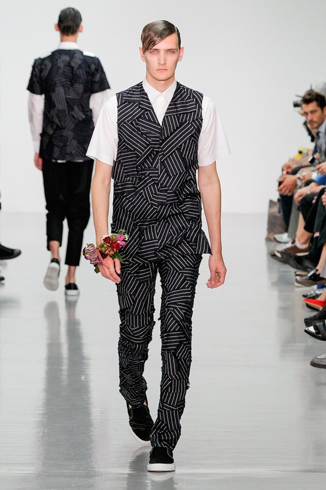 LONDON COLLECTIONS MEN Matthew Miller Spring 2015. www.imageamplified.com, Image amplified (1)