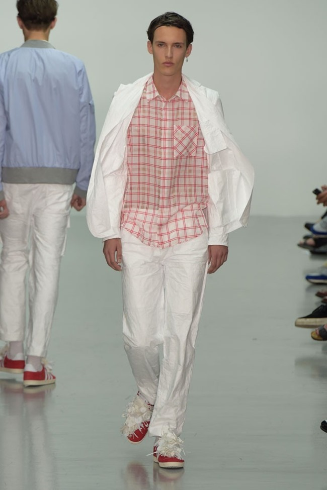 LONDON COLLECTIONS MEN Richard Nicoll Spring 2015. www.imageamplified.com, Image Amplified (9)
