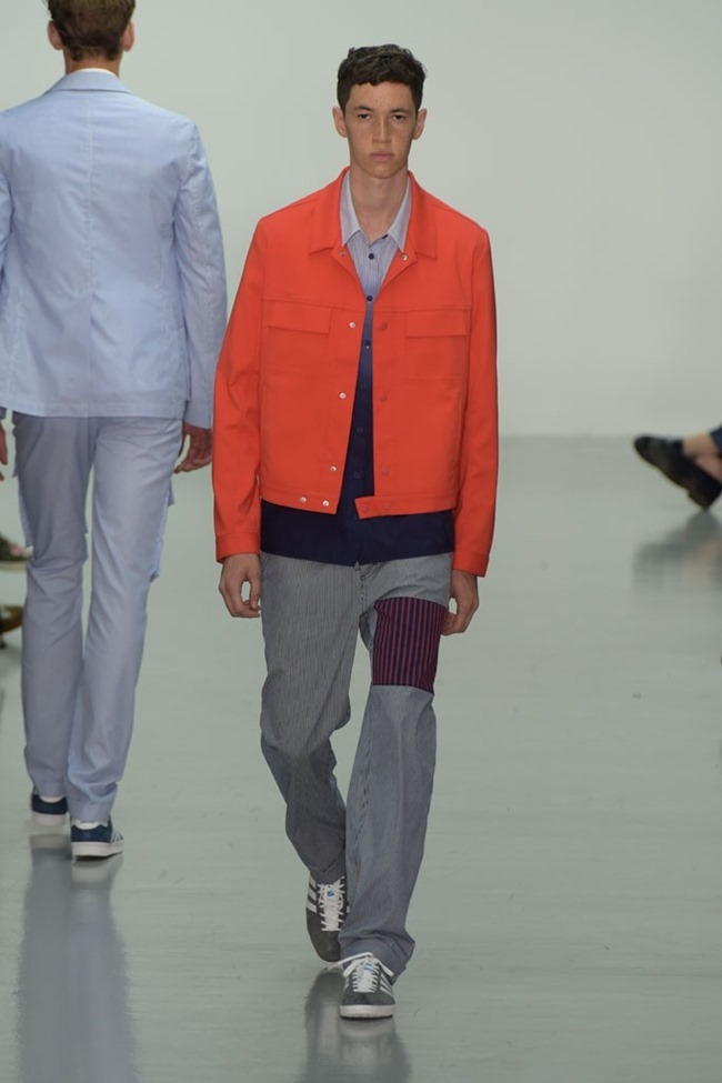 LONDON COLLECTIONS MEN Richard Nicoll Spring 2015. www.imageamplified.com, Image Amplified (12)