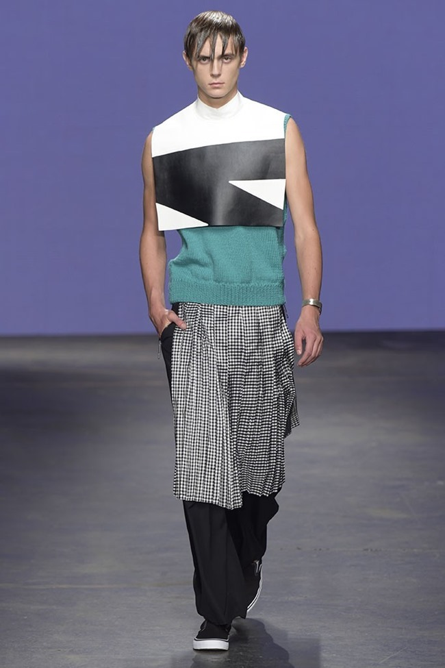 LONDON COLLECTIONS MEN MAN Spring 2015. www.imageamplified.com, Image Amplified (28)
