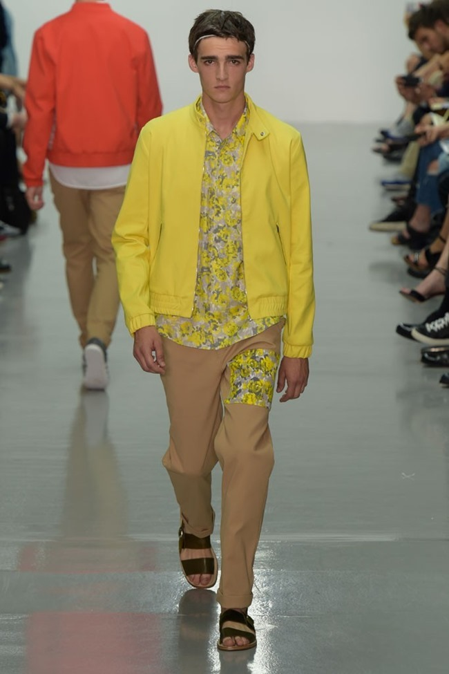 LONDON COLLECTIONS MEN Richard Nicoll Spring 2015. www.imageamplified.com, Image Amplified (2)