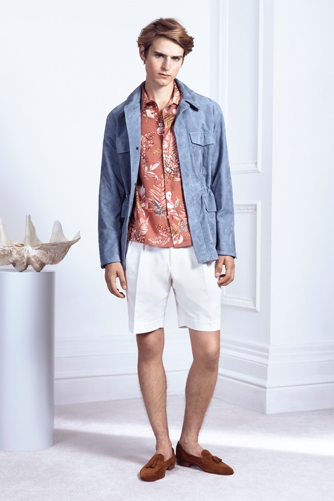 COLLECTION Will Chalker & Anton Worman for Dunhill Spring 2015. www.imageamplified.com, Image Amplified (1)