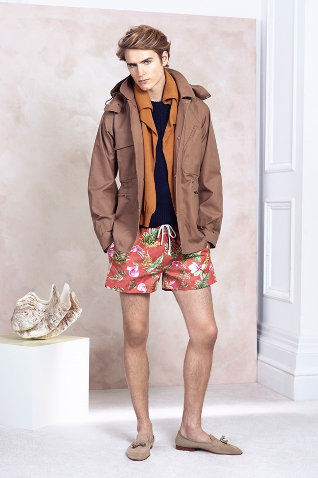 COLLECTION Will Chalker & Anton Worman for Dunhill Spring 2015. www.imageamplified.com, Image Amplified (3)