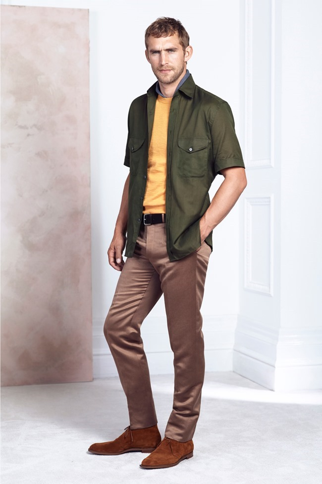 COLLECTION Will Chalker & Anton Worman for Dunhill Spring 2015. www.imageamplified.com, Image Amplified (7)