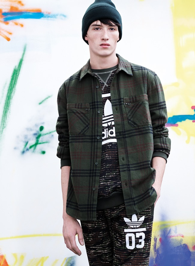 COLLECTION adidas Originals Fall 2014. www.imageamplified.com, Image Amplified (3)