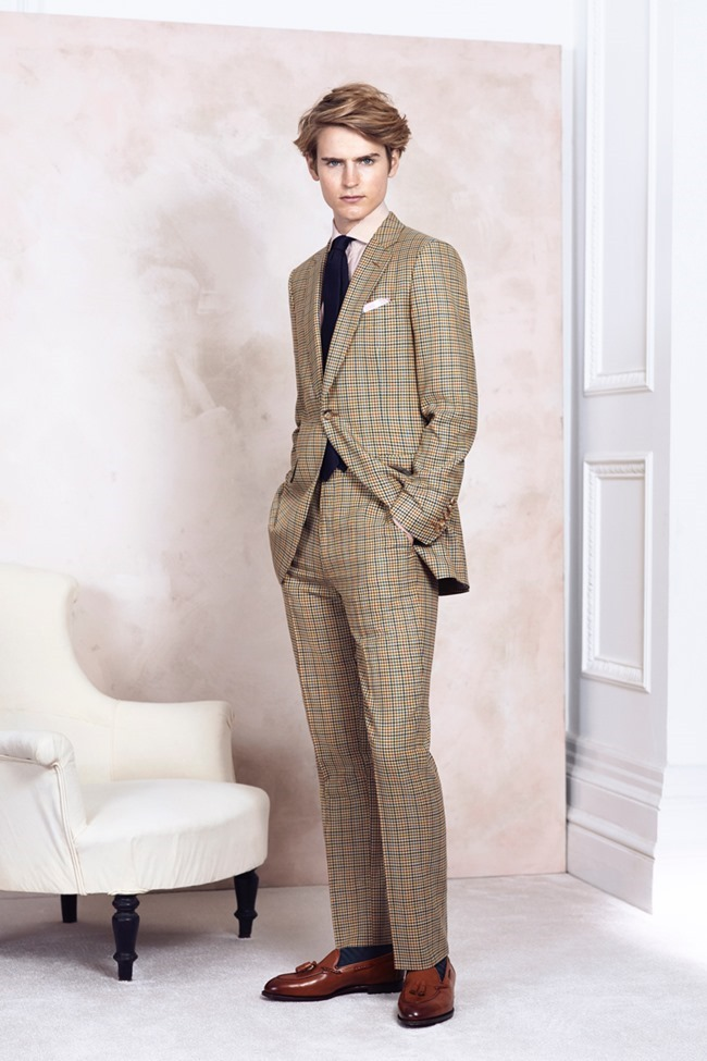 COLLECTION Will Chalker & Anton Worman for Dunhill Spring 2015. www.imageamplified.com, Image Amplified (19)
