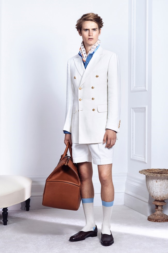 COLLECTION Will Chalker & Anton Worman for Dunhill Spring 2015. www.imageamplified.com, Image Amplified (20)