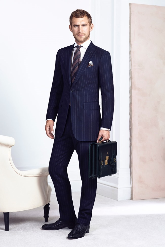 COLLECTION Will Chalker & Anton Worman for Dunhill Spring 2015. www.imageamplified.com, Image Amplified (22)