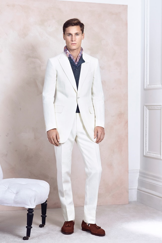 COLLECTION Will Chalker & Anton Worman for Dunhill Spring 2015. www.imageamplified.com, Image Amplified (24)