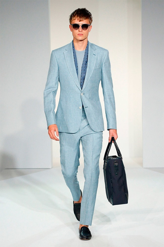 LONDON COLLECTIONS MEN Gieves & Hawkes Spring 2015. www.imageamplified.com, Image Amplified (1)