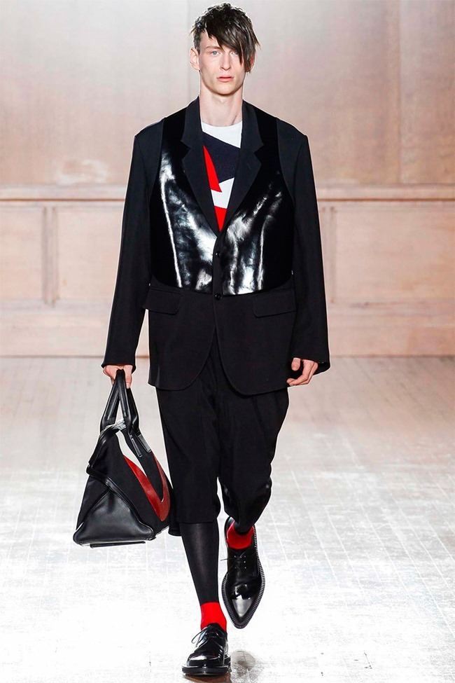 LONDON COLLECTIONS MEN Alexander McQueen Spring 2015. www.imageamplified.com, Image Amplified (11)