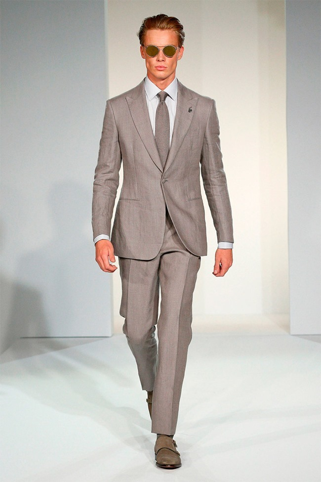 LONDON COLLECTIONS MEN Gieves & Hawkes Spring 2015. www.imageamplified.com, Image Amplified (6)