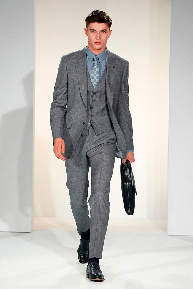 LONDON COLLECTIONS MEN Gieves & Hawkes Spring 2015. www.imageamplified.com, Image Amplified (10)