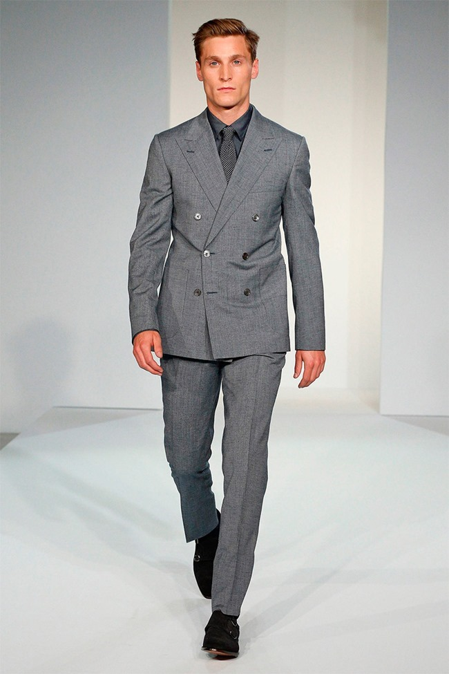 LONDON COLLECTIONS MEN Gieves & Hawkes Spring 2015. www.imageamplified.com, Image Amplified (11)