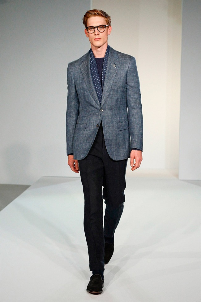 LONDON COLLECTIONS MEN Gieves & Hawkes Spring 2015. www.imageamplified.com, Image Amplified (13)