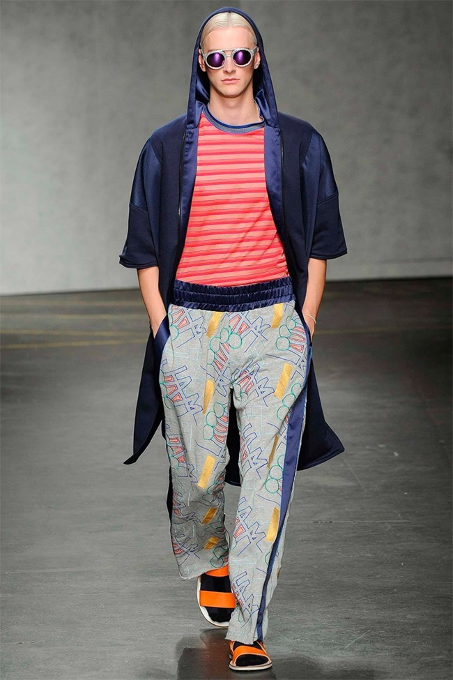 LONDON COLLECTIONS MEN James Long Spring 2015. www.imageamplified.com, Image Amplified (8)