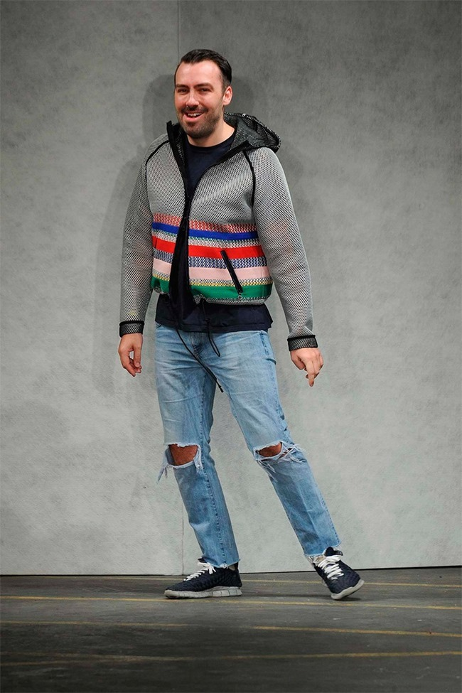LONDON COLLECTIONS MEN James Long Spring 2015. www.imageamplified.com, Image Amplified (18)
