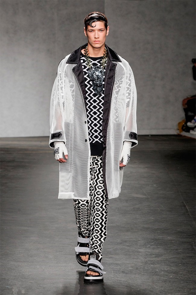 LONDON COLLECTIONS MEN KTZ Spring 2015. www.imageamplified.com, Image Amplified (2)