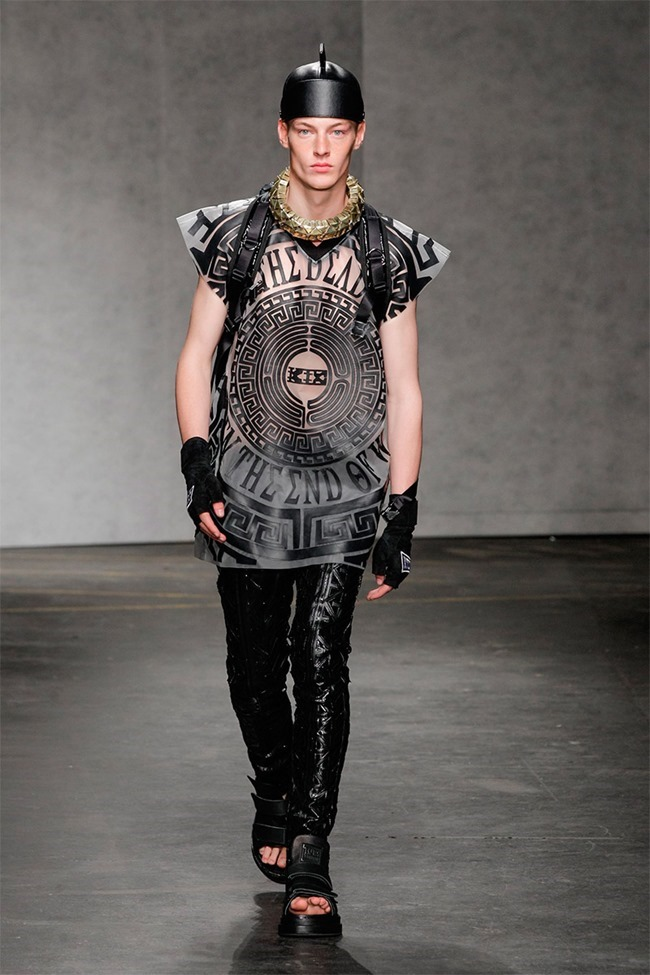 LONDON COLLECTIONS MEN KTZ Spring 2015. www.imageamplified.com, Image Amplified (6)