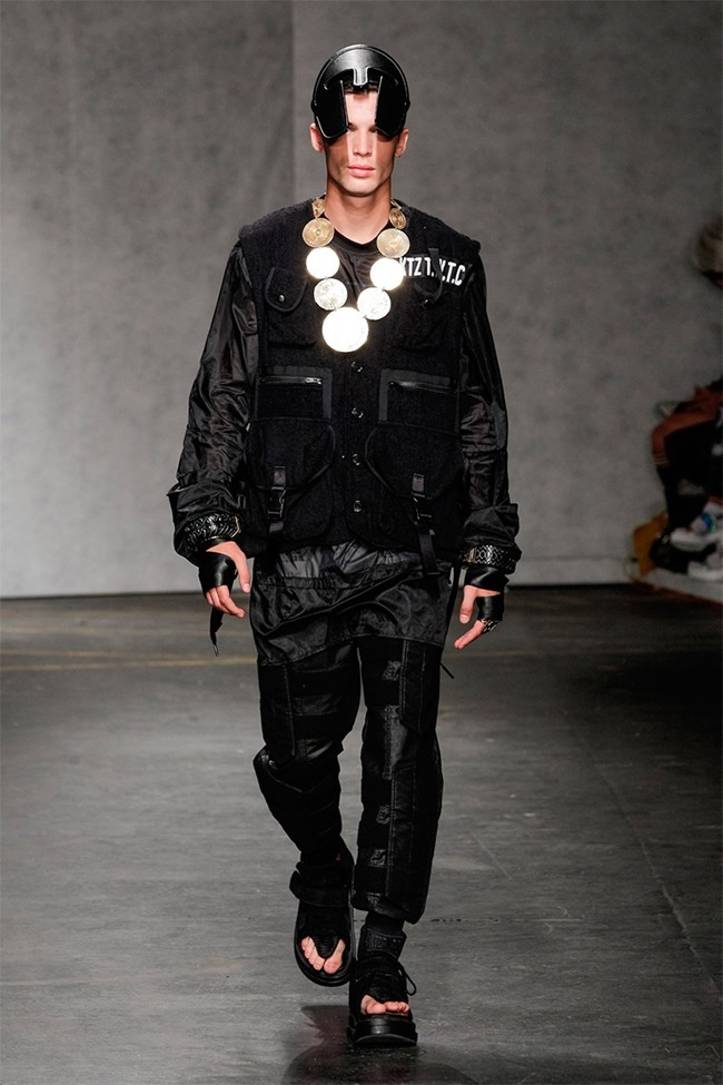 LONDON COLLECTIONS MEN KTZ Spring 2015. www.imageamplified.com, Image Amplified (15)