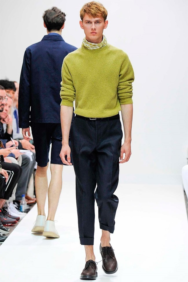LONDON COLLECTIONS MEN Margaret Howell Spring 2015. www.imageamplified.com, Image Amplified (11)