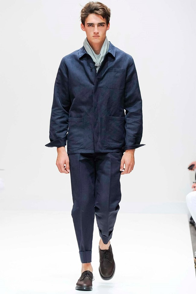 LONDON COLLECTIONS MEN Margaret Howell Spring 2015. www.imageamplified.com, Image Amplified (17)