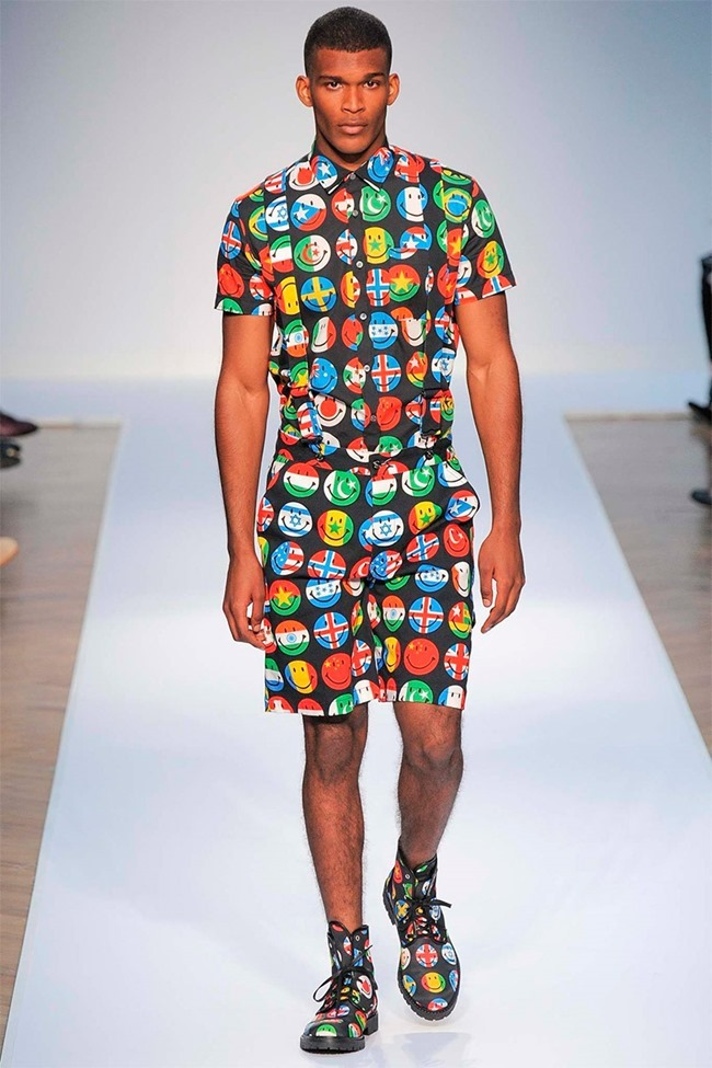 LONDON COLLECTIONS MEN Moschino Spring 2015. www.imageamplified.com, Image Amplified (36)