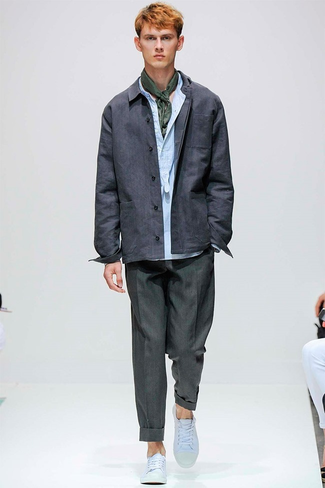 LONDON COLLECTIONS MEN Margaret Howell Spring 2015. www.imageamplified.com, Image Amplified (21)