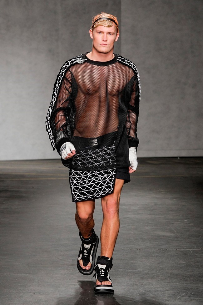 LONDON COLLECTIONS MEN KTZ Spring 2015. www.imageamplified.com, Image Amplified (29)