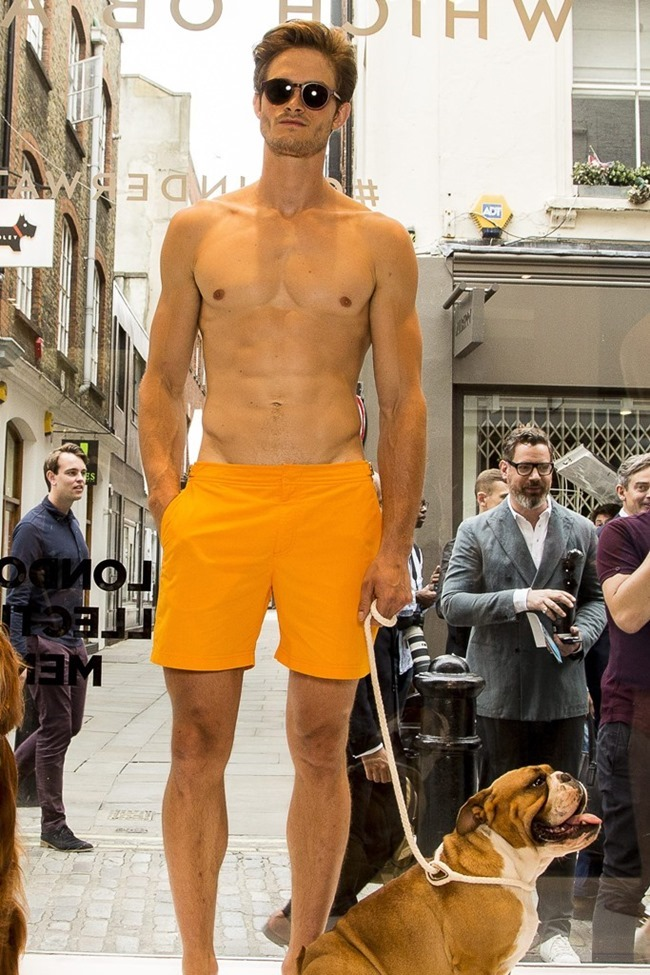 LONDON COLLECTIONS MEN Orlebar Browns Spring 2015. www.imageamplified.com, Image Amplified (4)