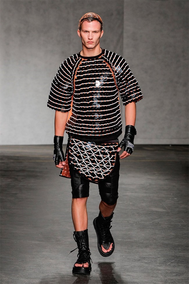 LONDON COLLECTIONS MEN KTZ Spring 2015. www.imageamplified.com, Image Amplified (31)