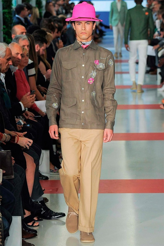 LONDON COLLECTIONS MEN Richard James Spring 2015. www.imageamplified.com, Image Amplified (6)