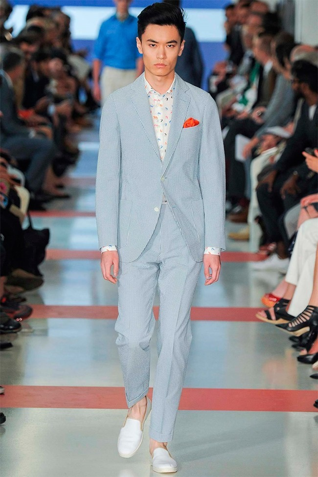 LONDON COLLECTIONS MEN Richard James Spring 2015. www.imageamplified.com, Image Amplified (11)