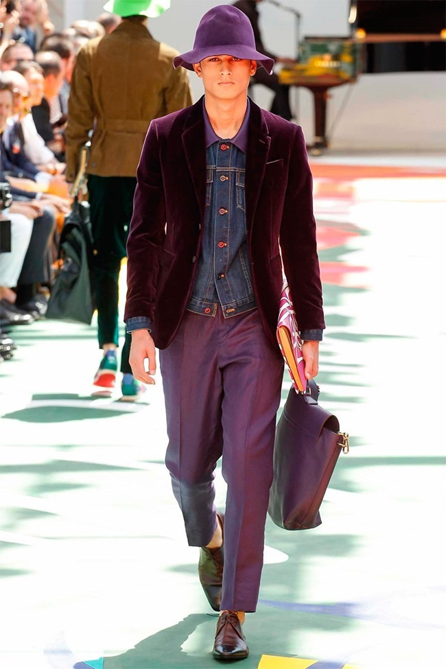 LONDON COLLECTIONS MEN Burberry Prorsum Spring 2015. www.imageamplified.com, Image Amplified (3)