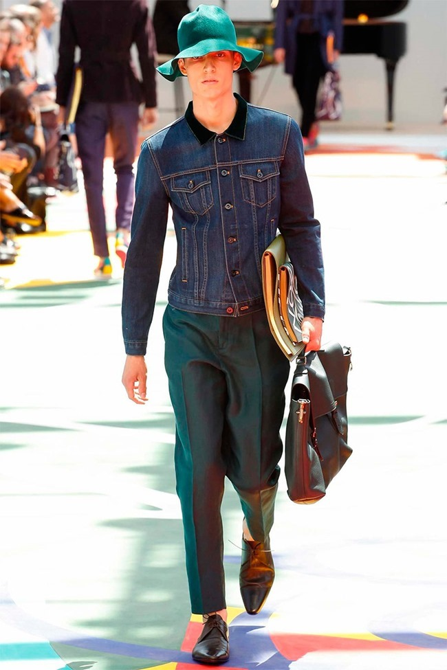 LONDON COLLECTIONS MEN Burberry Prorsum Spring 2015. www.imageamplified.com, Image Amplified (5)