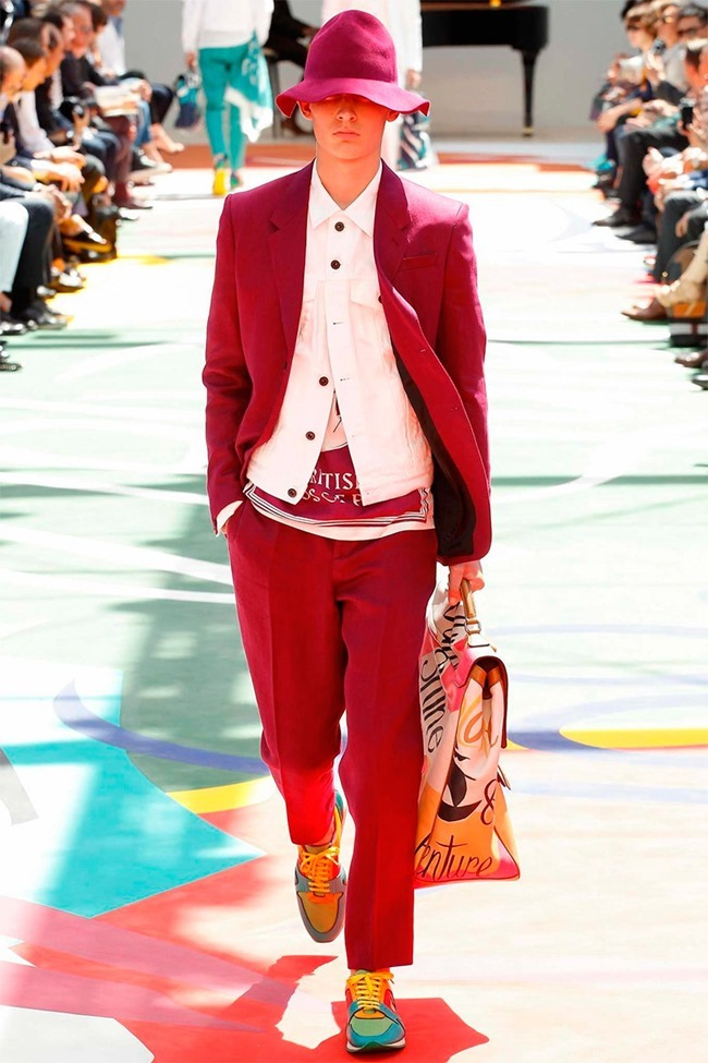 LONDON COLLECTIONS MEN Burberry Prorsum Spring 2015. www.imageamplified.com, Image Amplified (27)