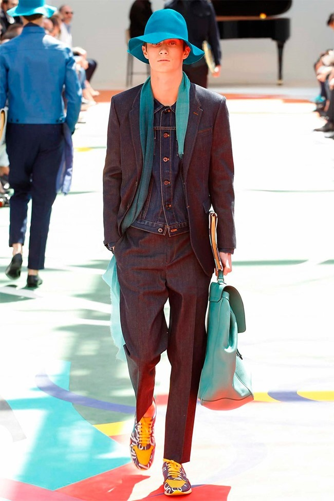 LONDON COLLECTIONS MEN Burberry Prorsum Spring 2015. www.imageamplified.com, Image Amplified (33)