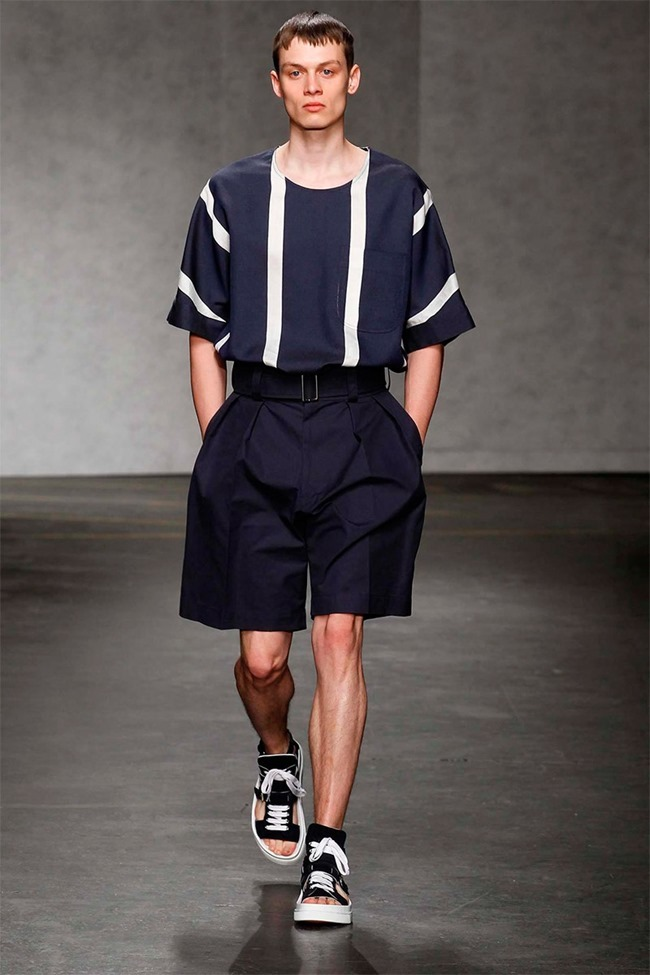 LONDON COLLECTIONS MEN E. Tautz Spring 2015. www.imageamplified.com, Image Amplified (2)