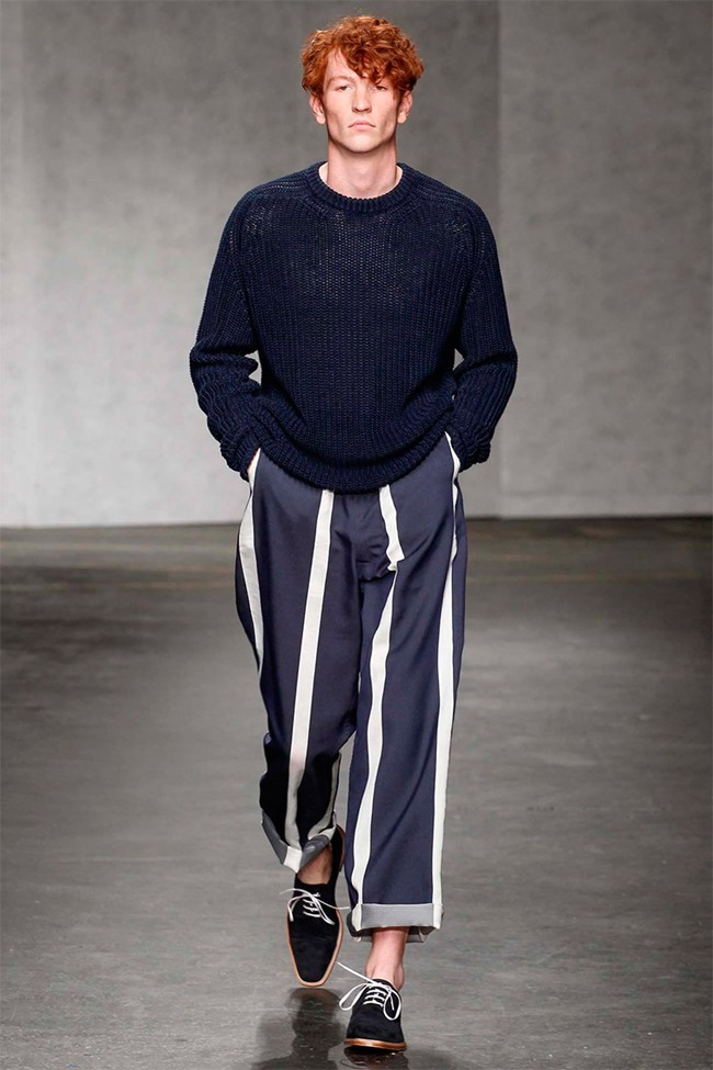 LONDON COLLECTIONS MEN E. Tautz Spring 2015. www.imageamplified.com, Image Amplified (3)