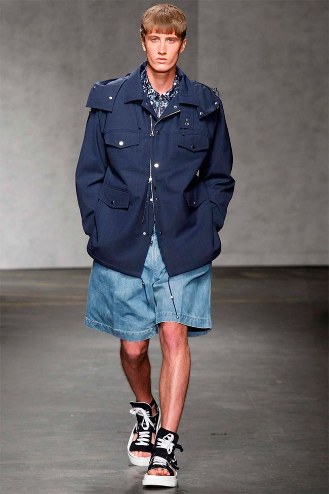 LONDON COLLECTIONS MEN E. Tautz Spring 2015. www.imageamplified.com, Image Amplified (10)