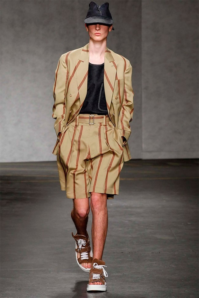 LONDON COLLECTIONS MEN E. Tautz Spring 2015. www.imageamplified.com, Image Amplified (14)