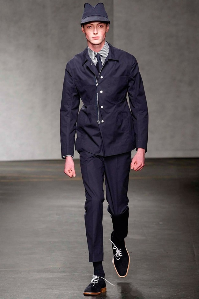 LONDON COLLECTIONS MEN E. Tautz Spring 2015. www.imageamplified.com, Image Amplified (22)
