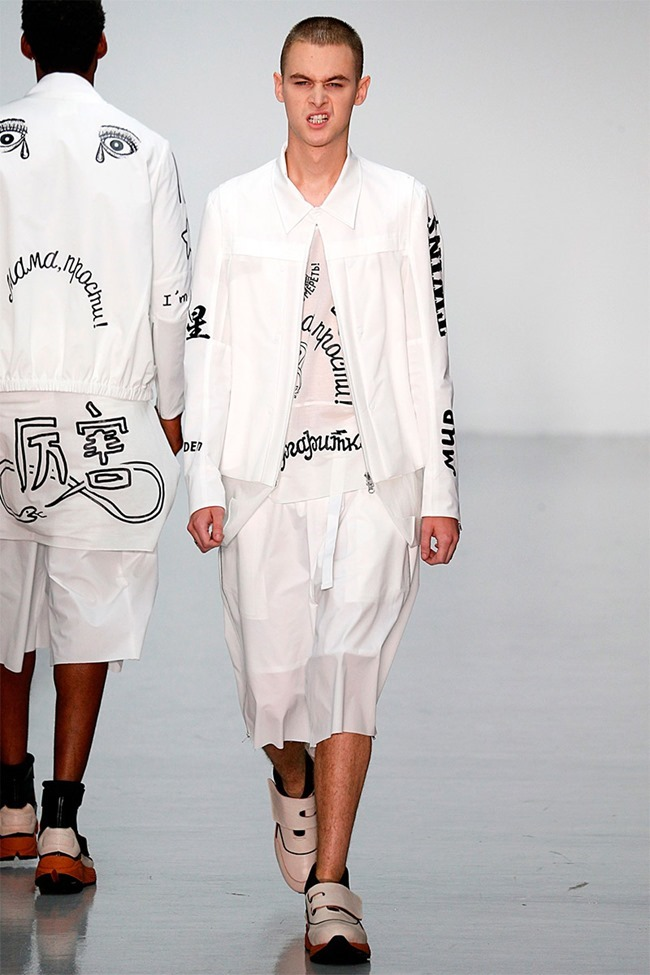 LONDON COLLECTIONS MEN Sankuanz Spring 2015. www.imageamplified.com, Image Amplified (2)