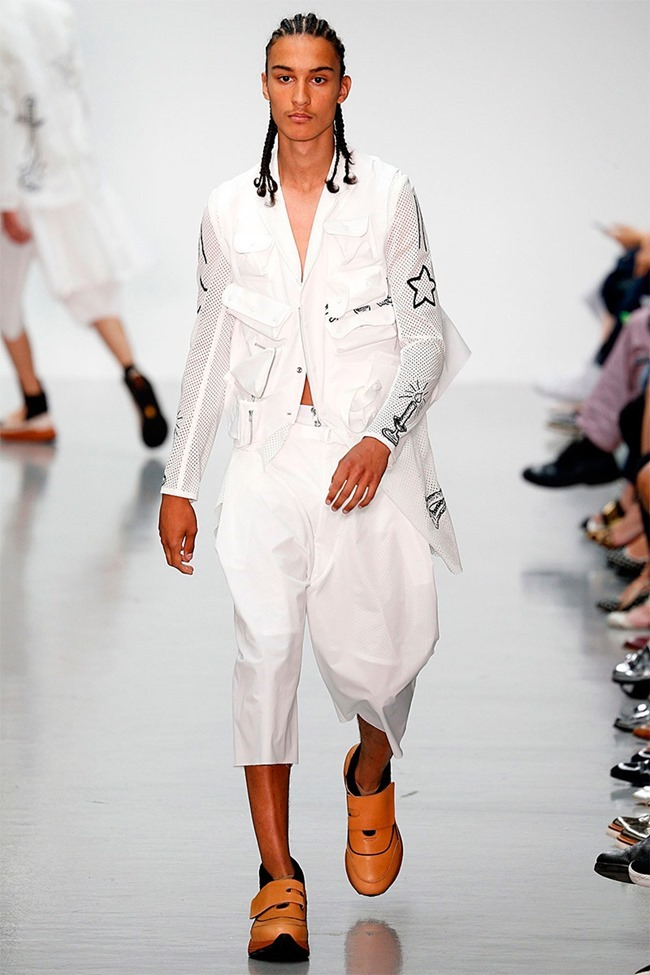 LONDON COLLECTIONS MEN Sankuanz Spring 2015. www.imageamplified.com, Image Amplified (5)