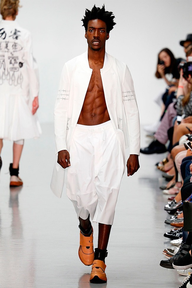 LONDON COLLECTIONS MEN Sankuanz Spring 2015. www.imageamplified.com, Image Amplified (9)
