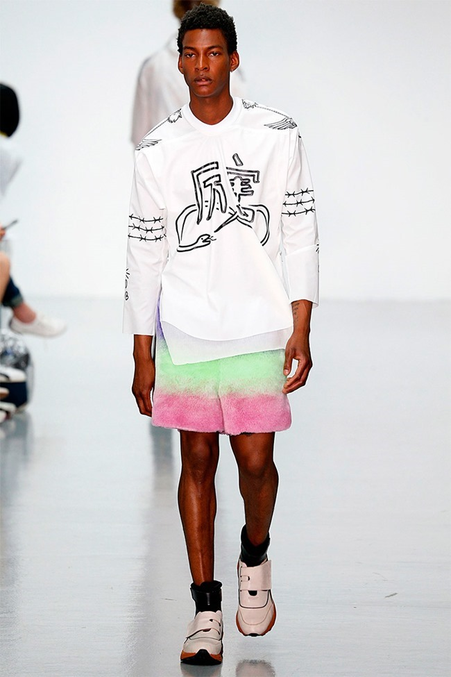LONDON COLLECTIONS MEN Sankuanz Spring 2015. www.imageamplified.com, Image Amplified (12)