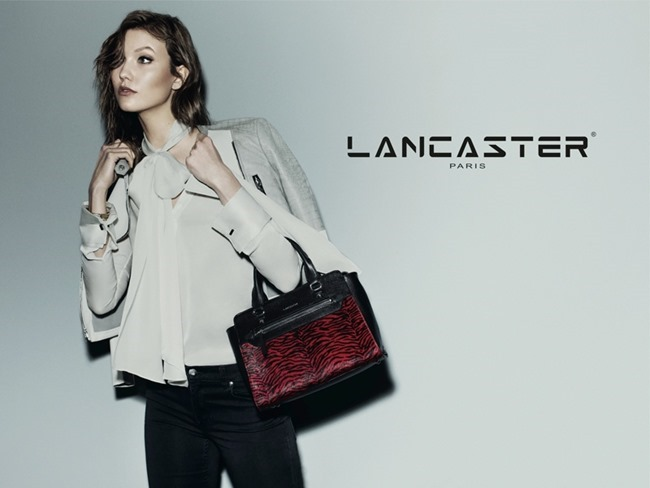 CAMPAIGN Karlie Kloss for Lancaster Paris Fall 2014 by Guy Aroch. www.imageamplified.com, Image Amplified (4)